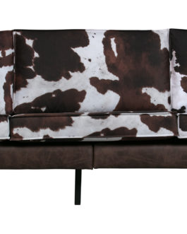 BePureHome Bank 3-zits 'Rodeo', kleur Cow