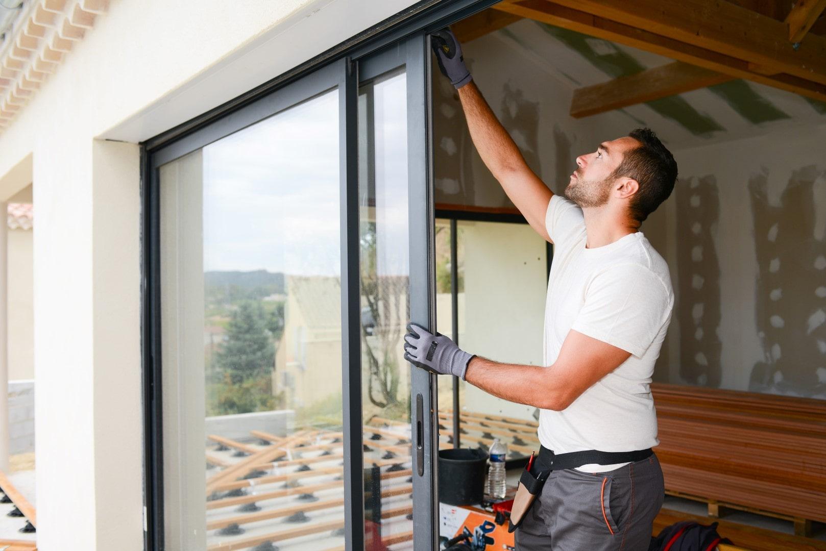 Verander de uitstraling van je schuifdeur met een mooie schuifdeurkom